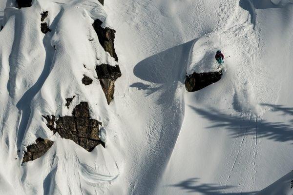 Skier: Nat Segal Location: Selkirk Tangiers HeliSkiing, Selkirk Mountains, BC