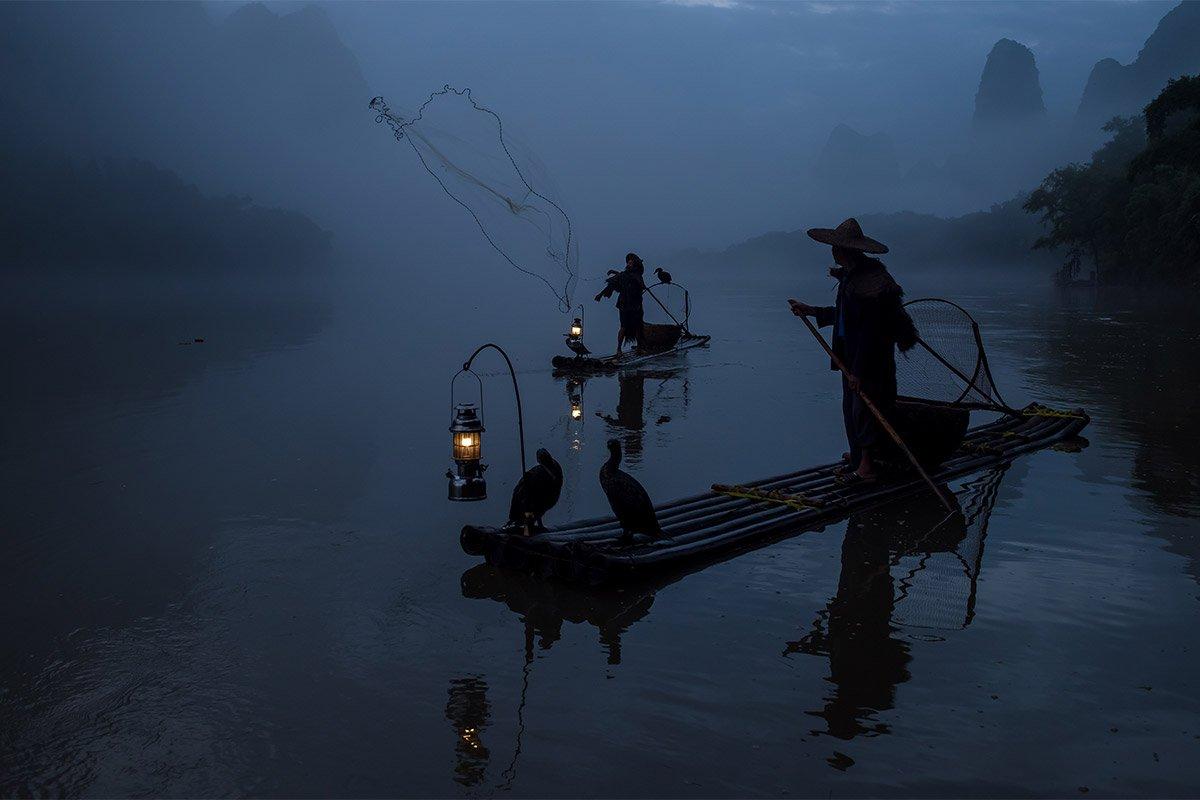 VIMFF 2018 photo comp Culture 1st Mercier Zeng Early Morning Fishing