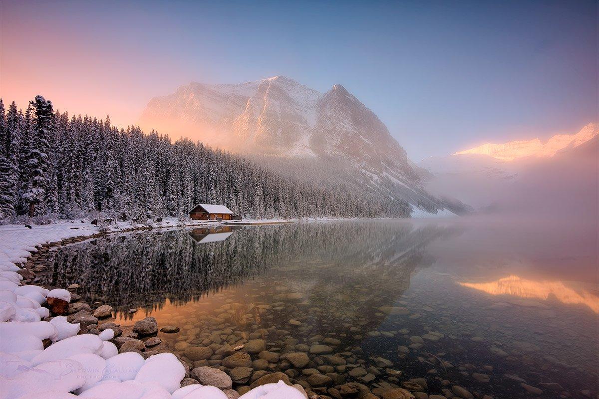 VIMFF 2018 photo comp Landscape 1st Sherwin Calaluan Winter Wonderland