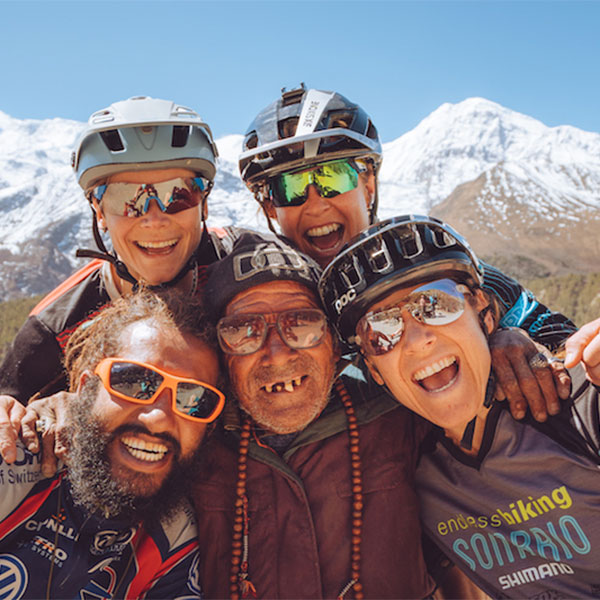 VIMFF 2019 Mountain Biking the Annapurna Circuit