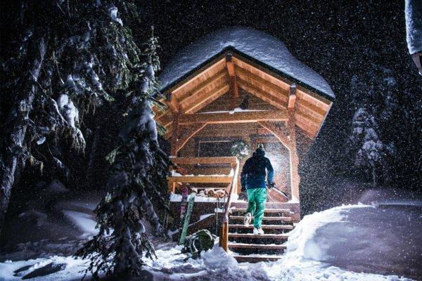 VIMFF photo comp culture second prize ashley voykin mt lepsoe cabin