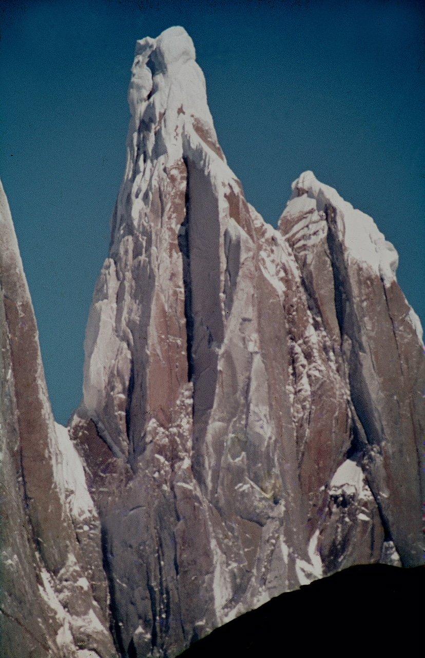 Jim Donini_Torre Egger in Patagonia