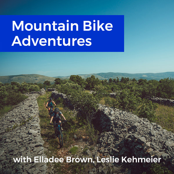 VIMFF fall series mountain bike adventures featured