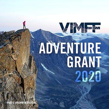 VIMFF Adventure Grant
