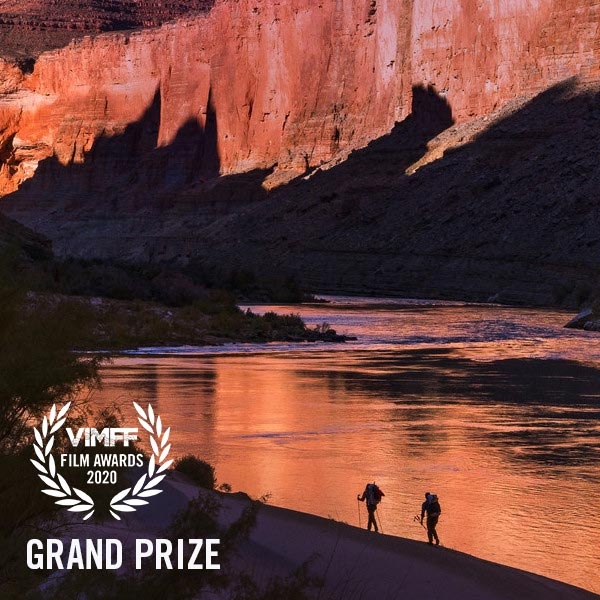 vimff into the canyon grand prize