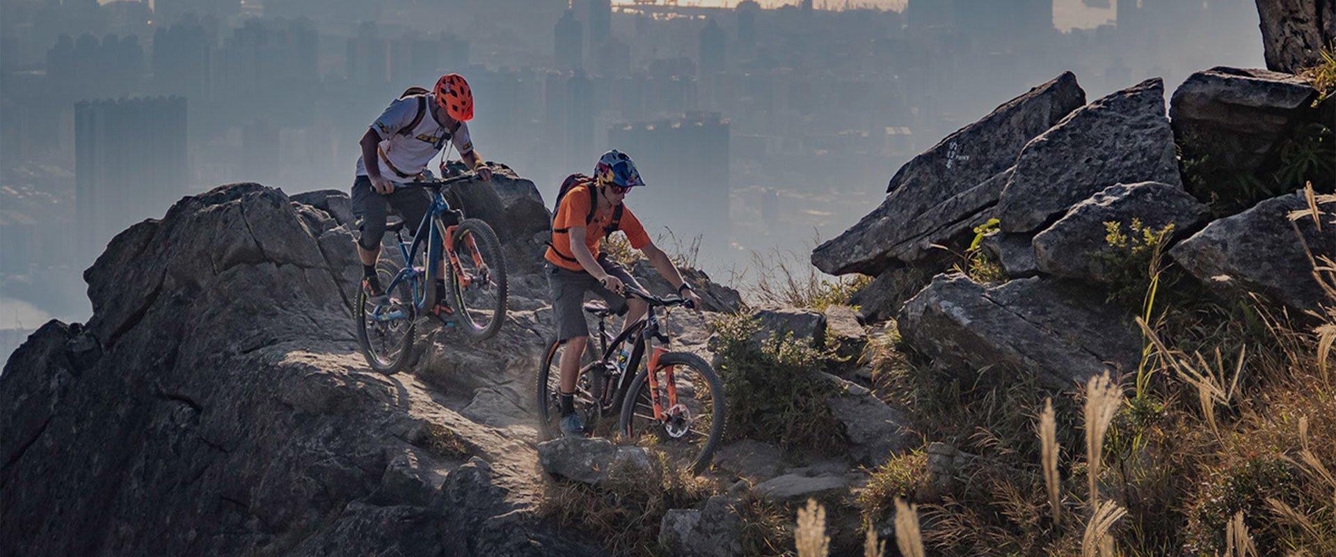 vimff mountain bike hans rey title bg