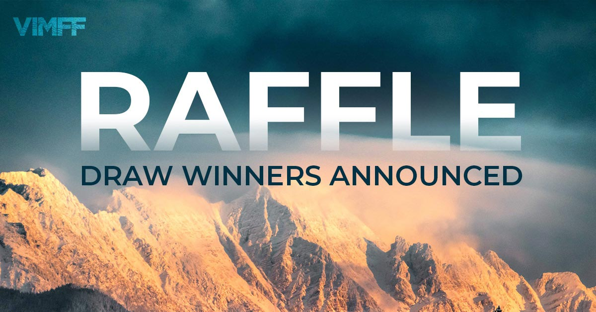 vimff raffle draw winners announced x