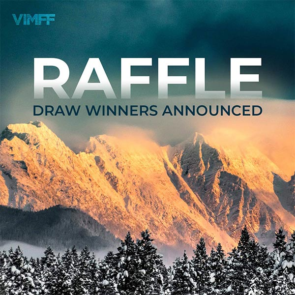 vimff raffle draw winners announced x