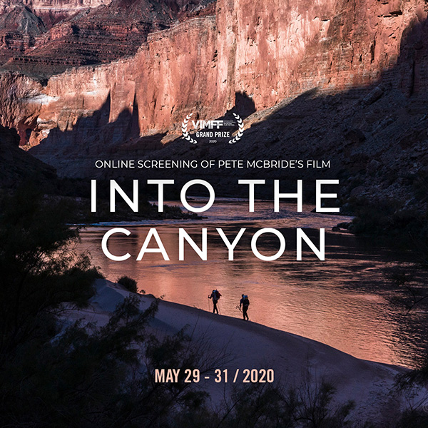 vimff into the canyon online screening featured