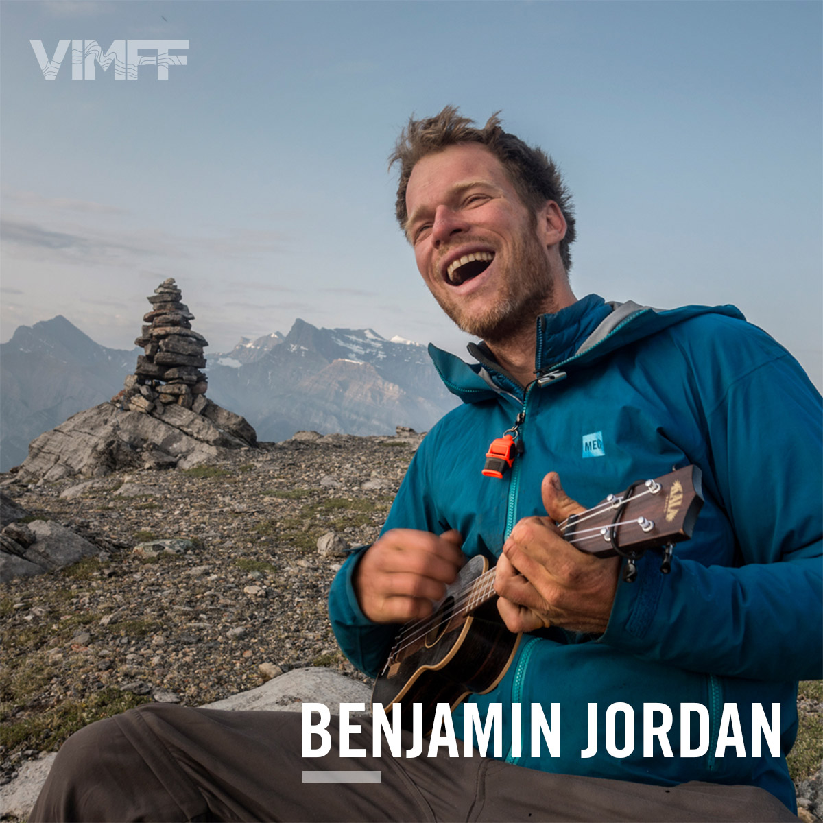 vimff Benjamin Jordan the endless chain