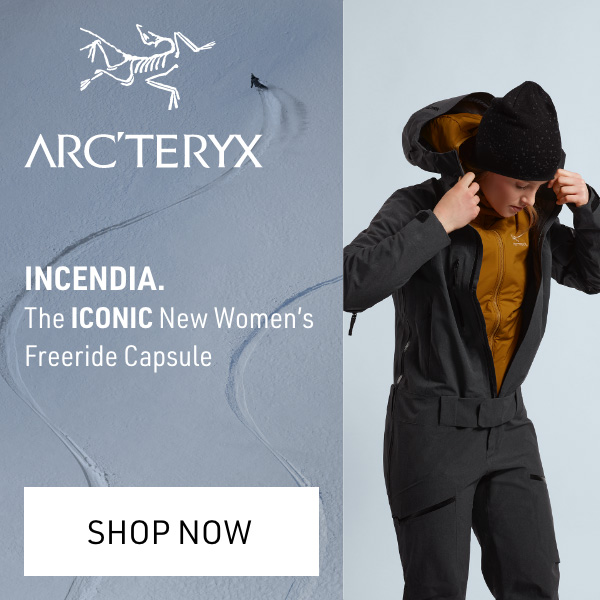 Arc'Teryx Incedia
