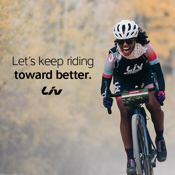 liv cycling vimff fall series ad