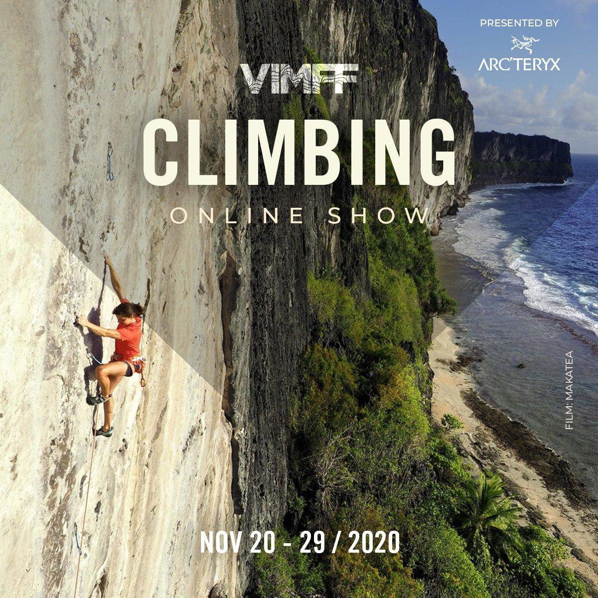 vimff fall series climbing show makatea x