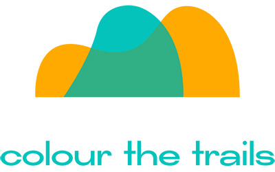 vimff fall series colour the trails logo