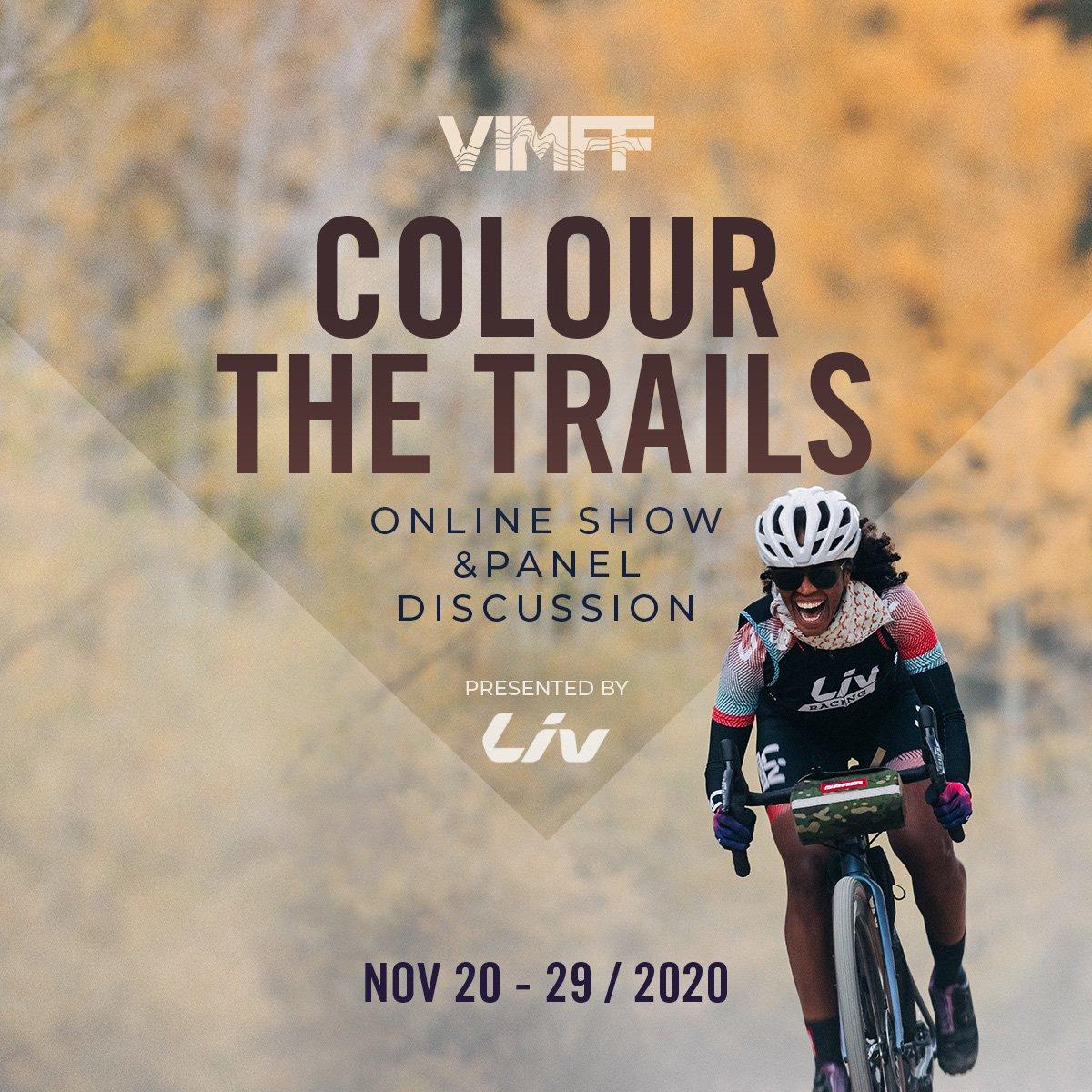 vimff fall series colour the trails show x