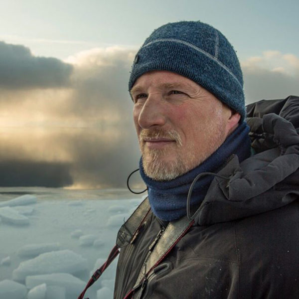 vimff fall series echoes in the arctic director Paul Nicklen