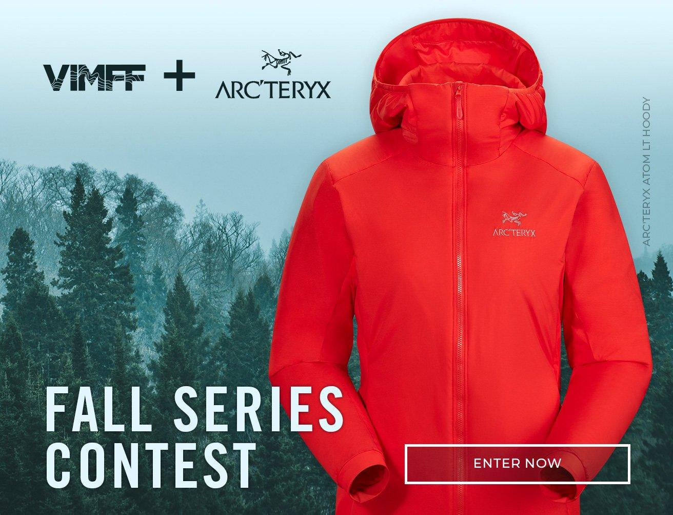 vimff fall series arcteryx contest cta