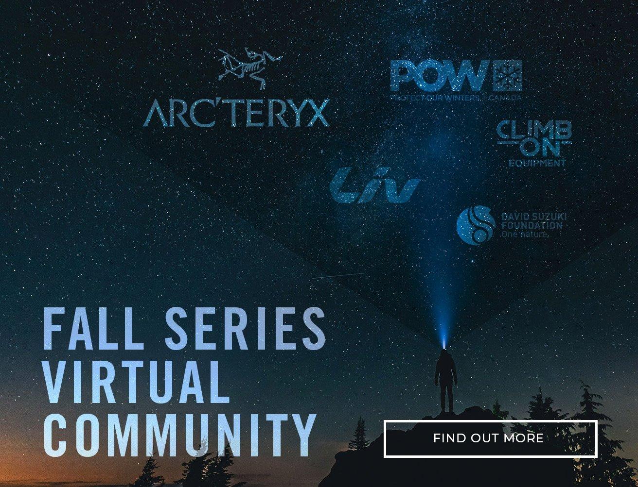 vimff fall series virtual community