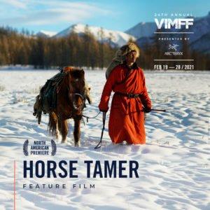 x VIMFF FILM HORSE TAMER