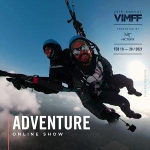 vimff adventure show ticket x