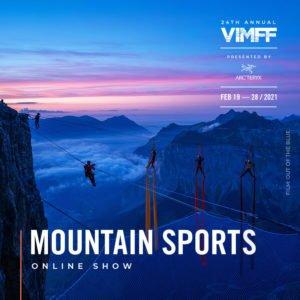 vimff mountain sports show ticket x