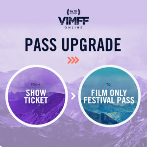 vimff show ticket to film only pass x