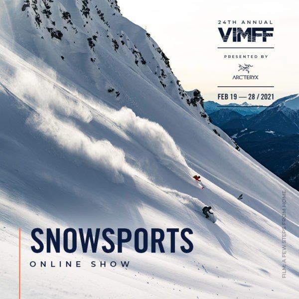 vimff snowsports show ticket x