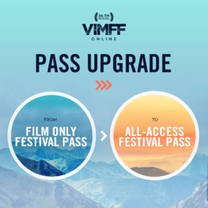 vimff upgrade film only to all access pass x