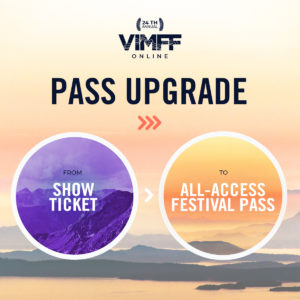 vimff upgrade show ticket to all access pass x