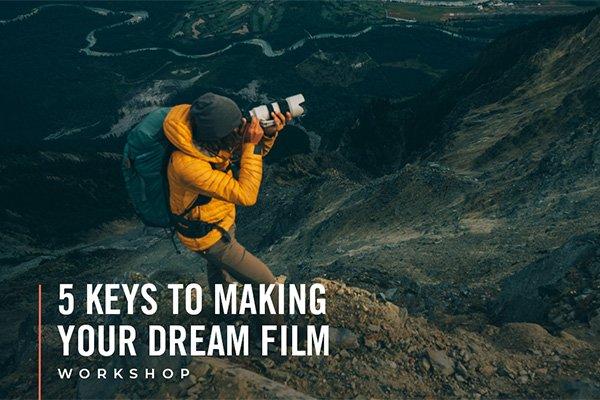 vimff keys to making your dream film x