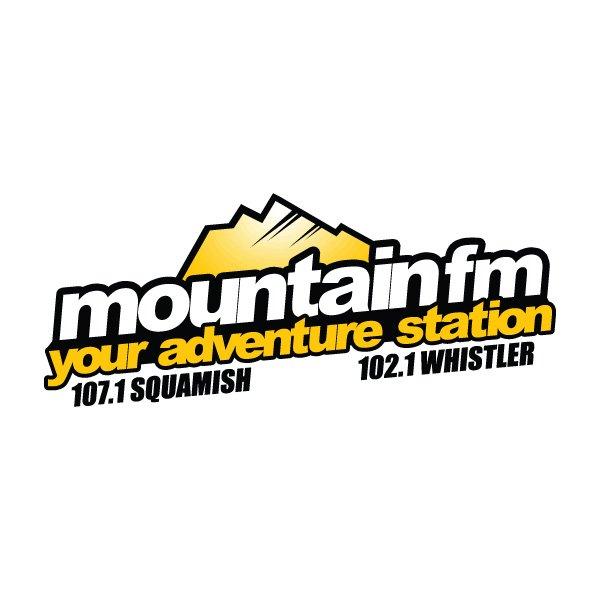 vimff mountain fm squamish whistler ad logo