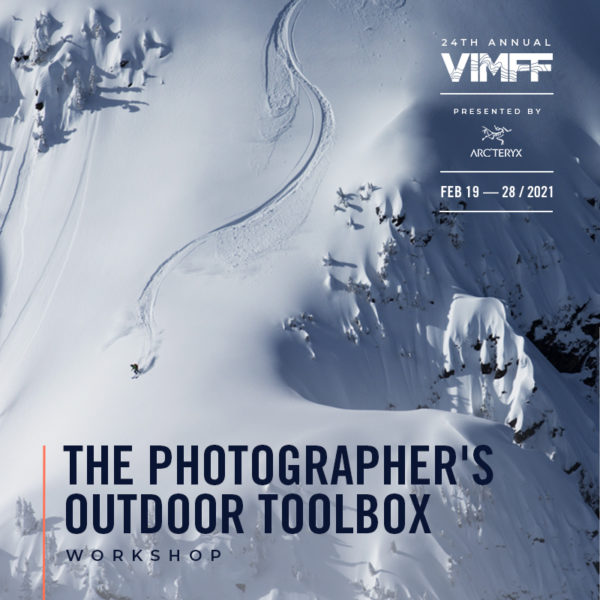 vimff the photographers outdoor toolbox workshop ticket x