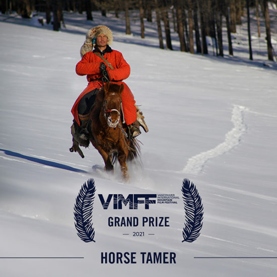 vimff Film awards grand prize horse tamer