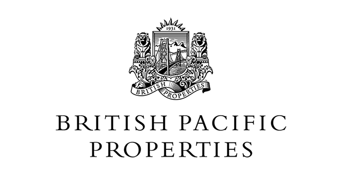 vimff partner british pacific properties logo black