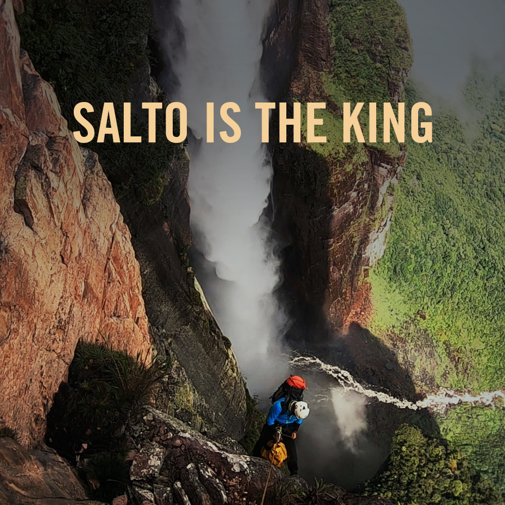 vimff adventuring film salto is the king x