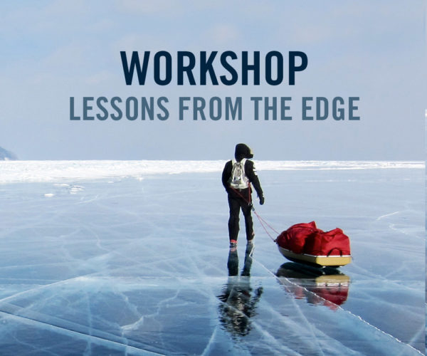 vimff adventuring workshop lessons from the edge text x