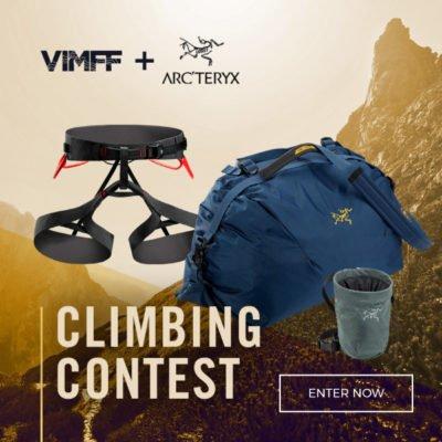 vimff climbing contest arcteryx cta x