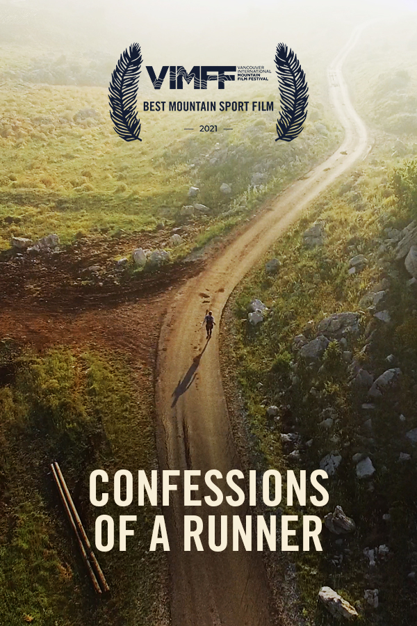 VIMFF award winning films confession of a runner X