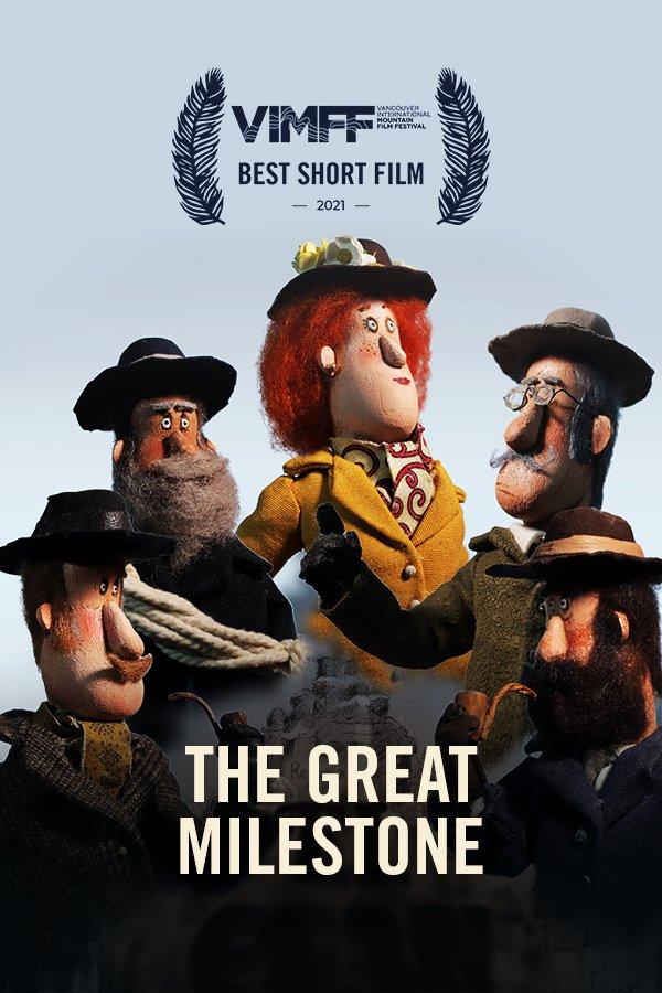 VIMFF award winning films the great milestone x