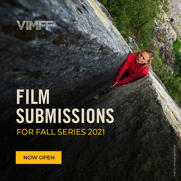 VIMFF fall series film submissions x