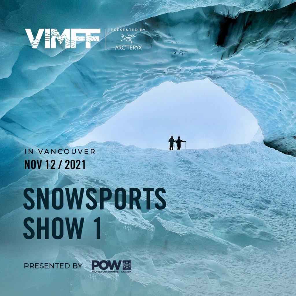 VIMFF Fall Series snowsports show pow product x